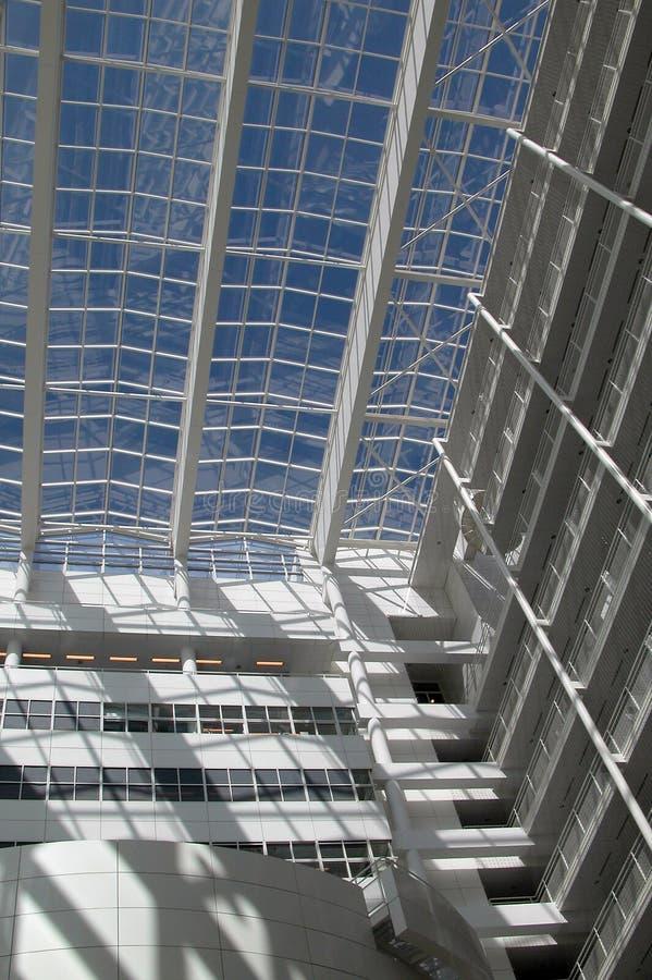 Edificio per uffici di affari fotografie stock libere da diritti