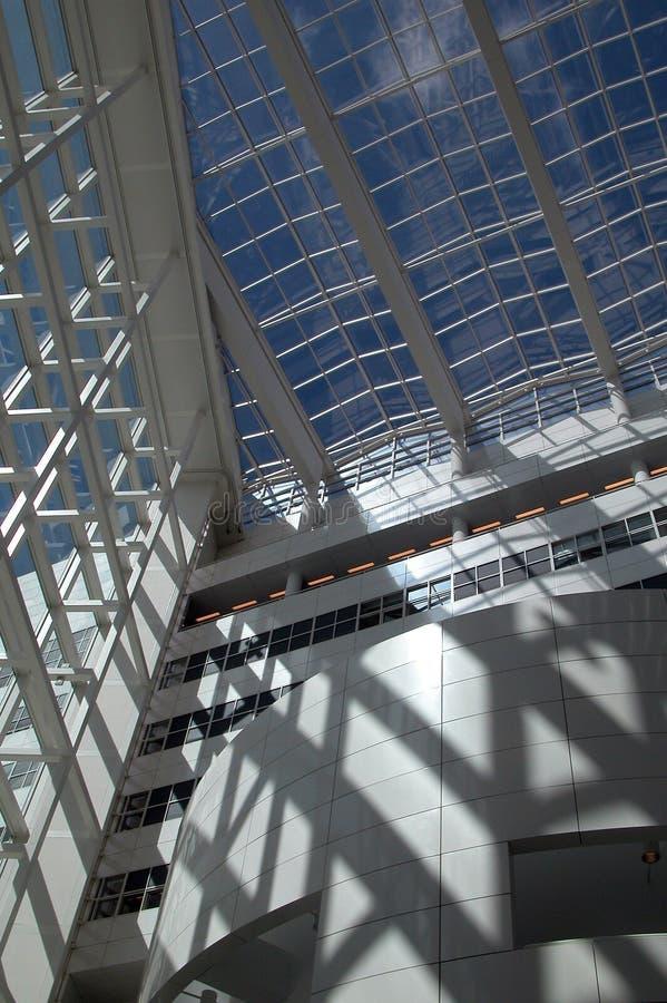 Edificio per uffici di affari immagine stock