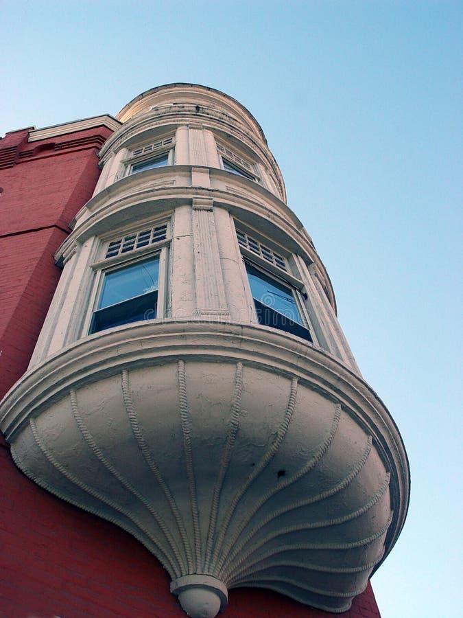 Edificio redondo foto de archivo libre de regalías