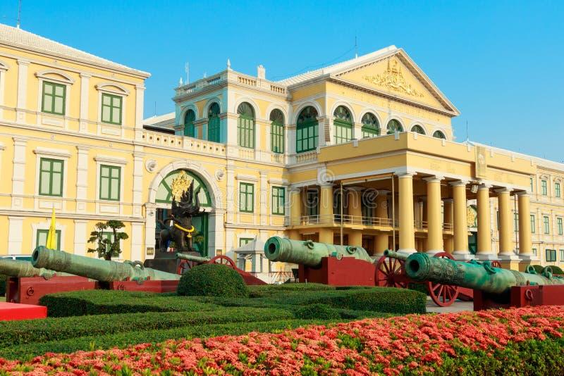 Edificio redondo Ministerio de el edificio de Defensa fotos de archivo libres de regalías