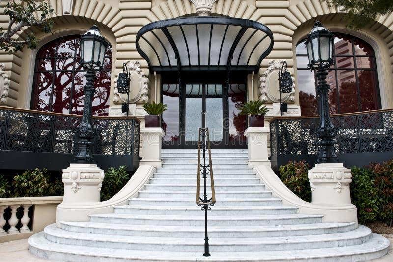 Edificio sciccoso della Monaco fotografia stock libera da diritti