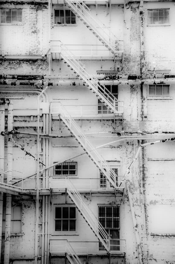 Edificio viejo foto de archivo
