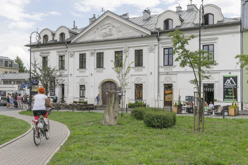 Edificio viejo, histórico imagenes de archivo