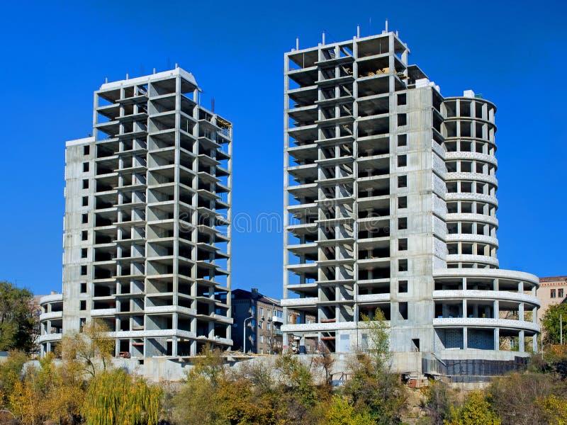 Download Edificios Bajo Construcción Imagen de archivo - Imagen de estructura, estado: 7276949