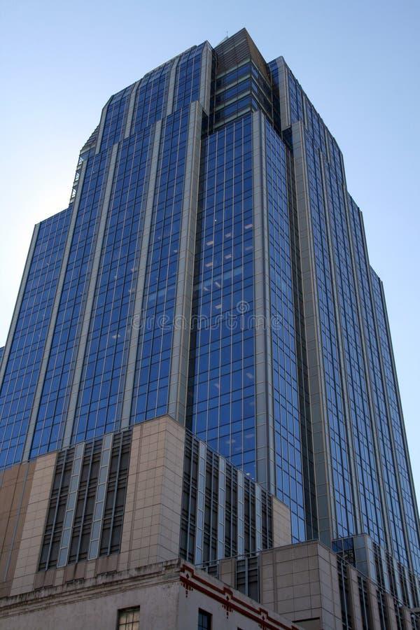 Edificios céntricos del horizonte de Austin Tejas fotografía de archivo