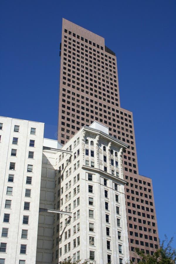 Edificios de Atlanta, Georgia imagen de archivo