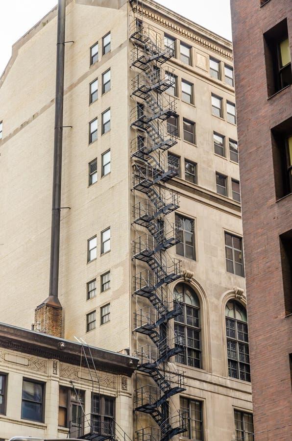 Edificios de Chicago foto de archivo