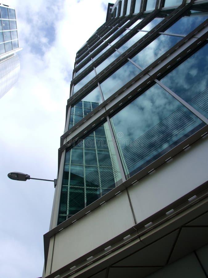 Edificios de cristal 39 de Londres fotos de archivo