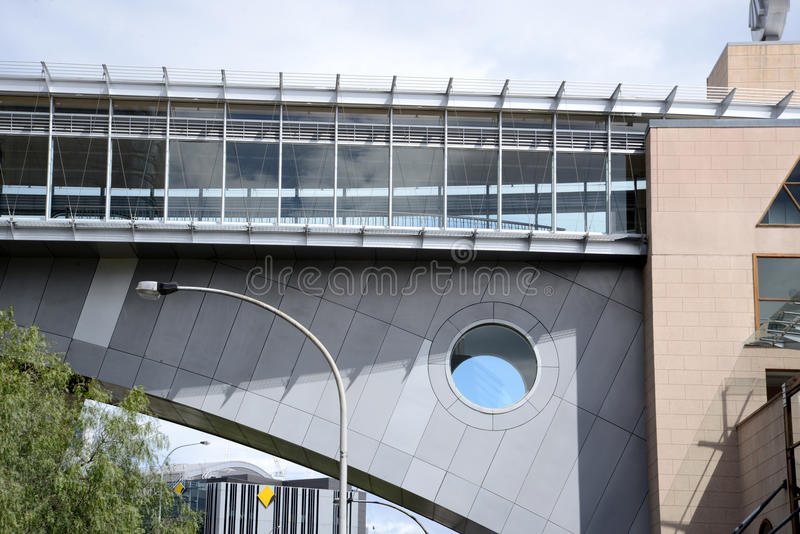 Edificios de la ciudad de Sydney Australia foto de archivo libre de regalías