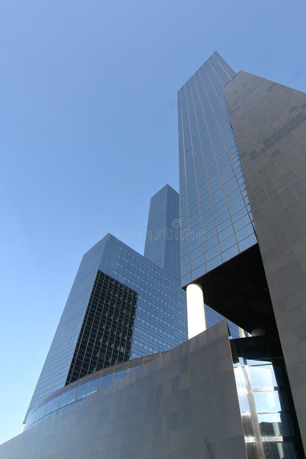 Edificios de oficinas foto de archivo libre de regalías