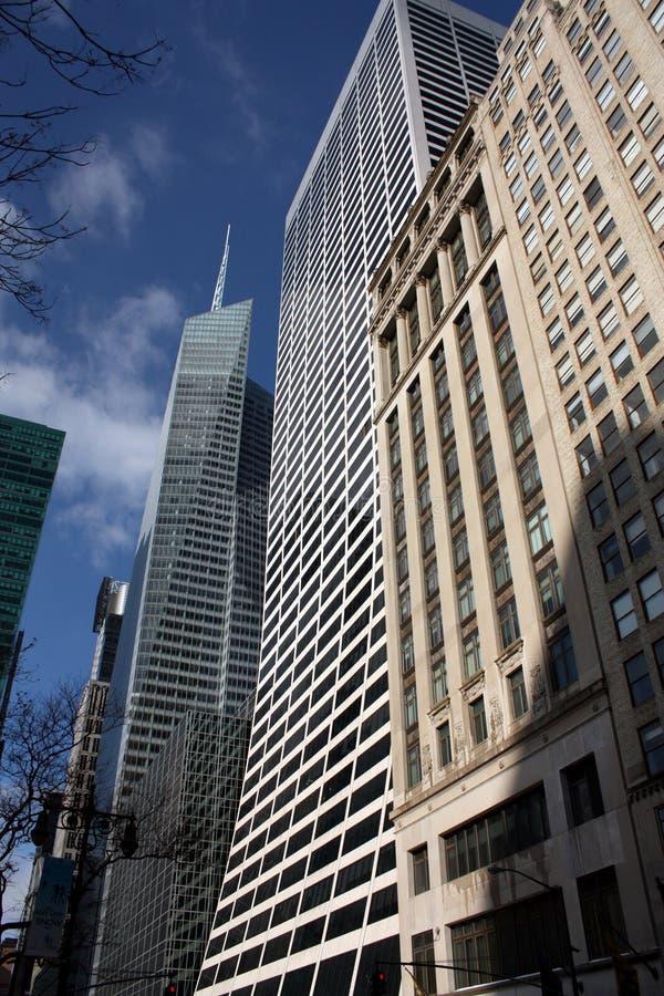 edificios de oficinas de new york city