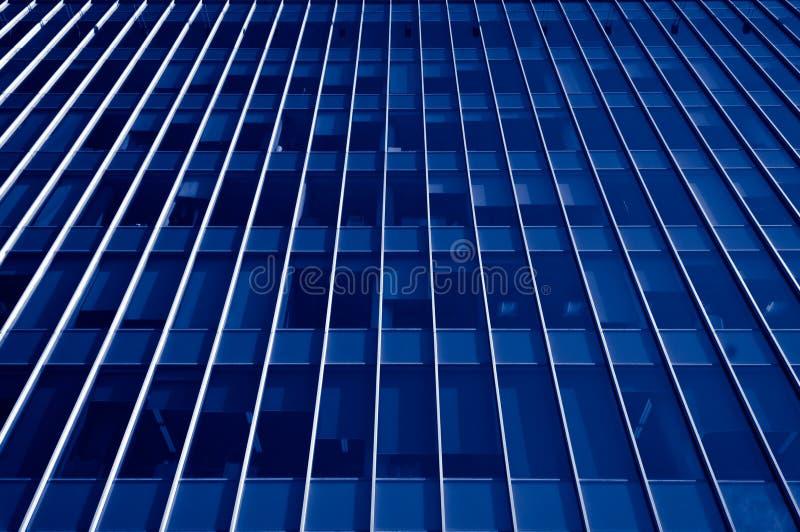 Edificios de oficinas modernos imagenes de archivo
