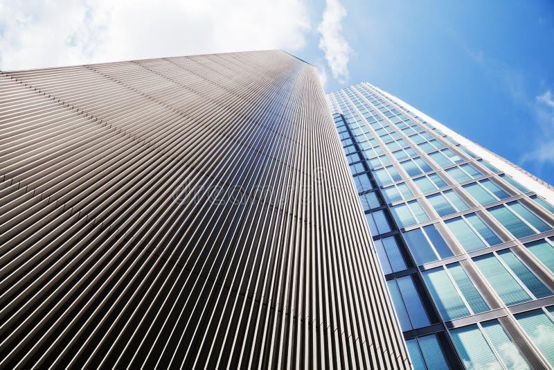 Edificios del alto cargo fotografía de archivo