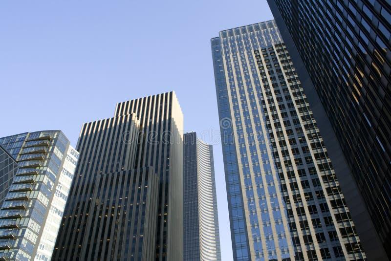 Edificios del asunto, oficinas fotos de archivo