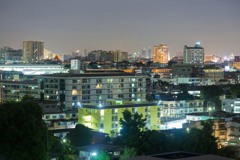 Edificios en Bangkok fotos de archivo libres de regalías