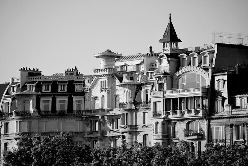 Edificios históricos fotografía de archivo