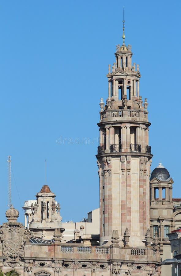 Edificios históricos foto de archivo libre de regalías
