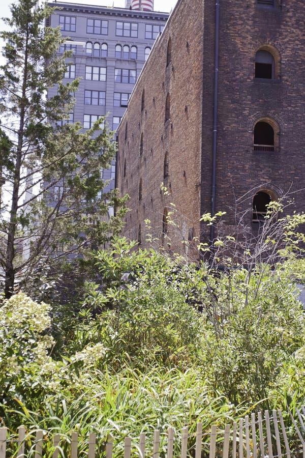 Download Edificios históricos DUMBO foto de archivo. Imagen de incompleto - 44850338