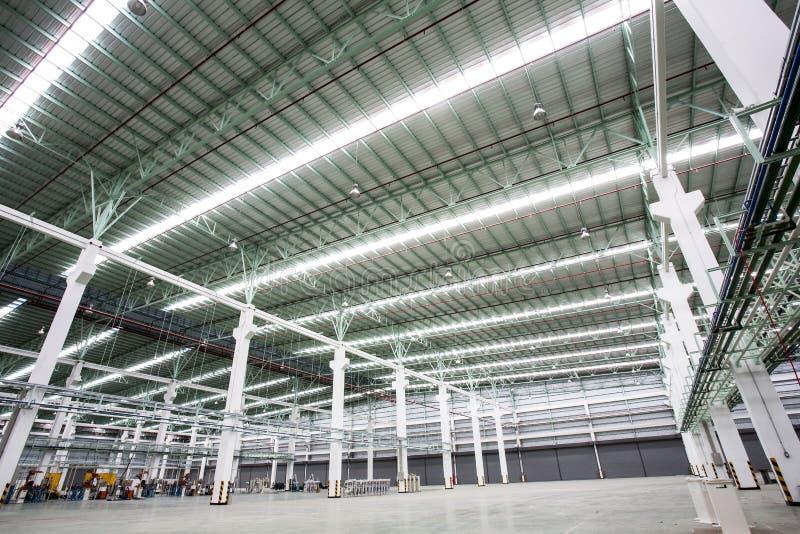 Edificios internos de la fábrica fotografía de archivo