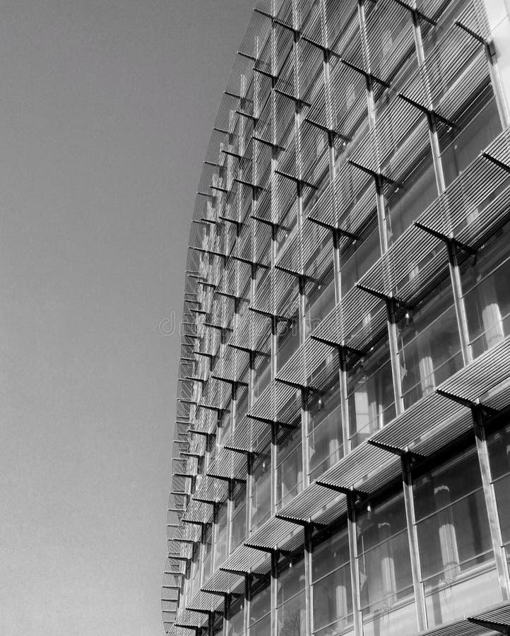 Edificios modernos imagen de archivo