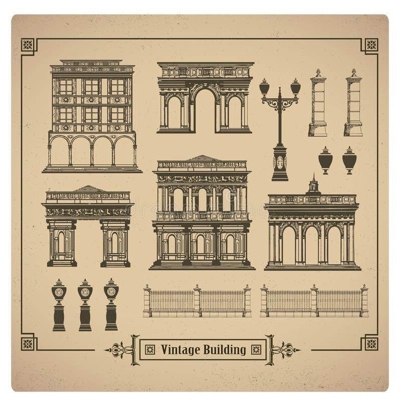 Edificios retros