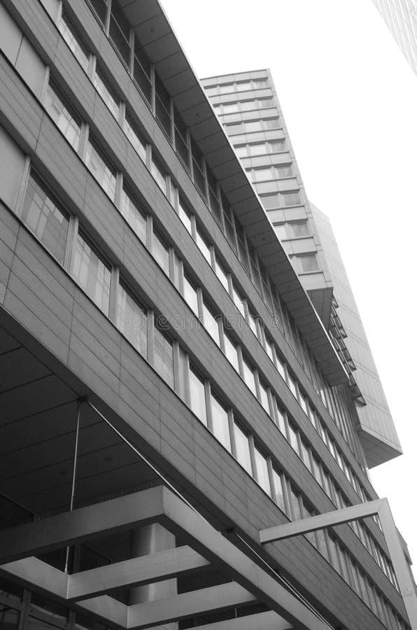 Edificios viejos de la ciudad fotografía de archivo libre de regalías