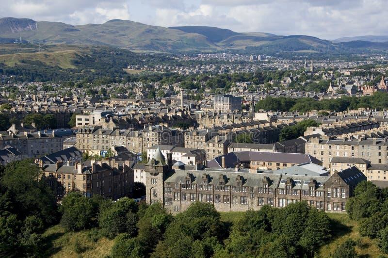 Edimburgo foto de stock royalty free