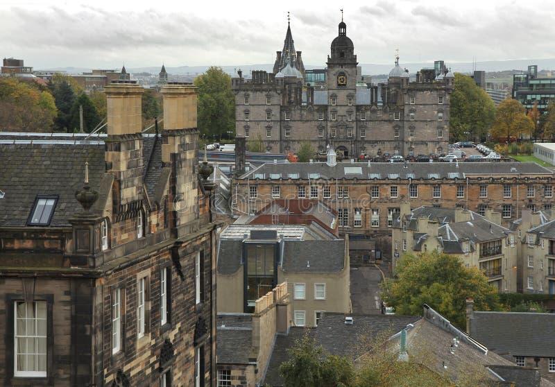 Edimburgo immagine stock libera da diritti
