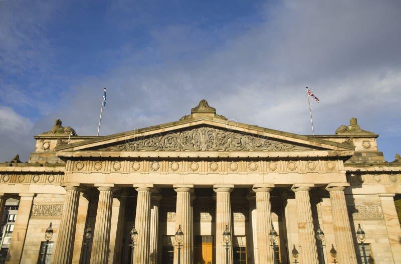 Edimburgo Museumn imagen de archivo libre de regalías
