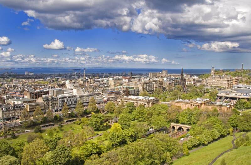 Edinburgh stock foto