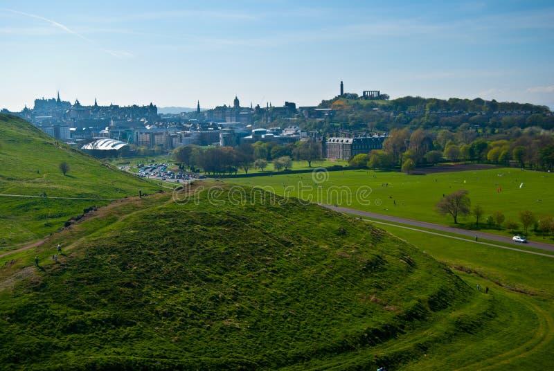 Edinburgh lizenzfreie stockbilder