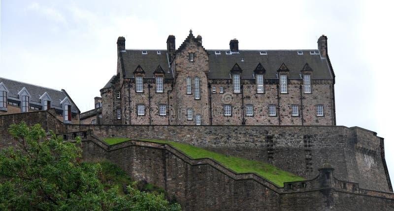 Download Edinburgh Castle stock photo. Image of hill, medieval - 10795880