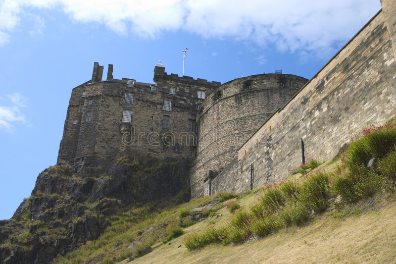 Download Edinburgh Castle Royalty Free Stock Images - Image: 177369