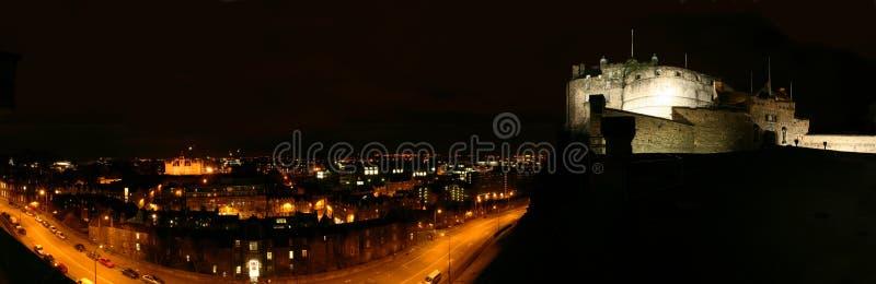 Download Edinburgh Castle stock photo. Image of peaceful, lights - 19917246