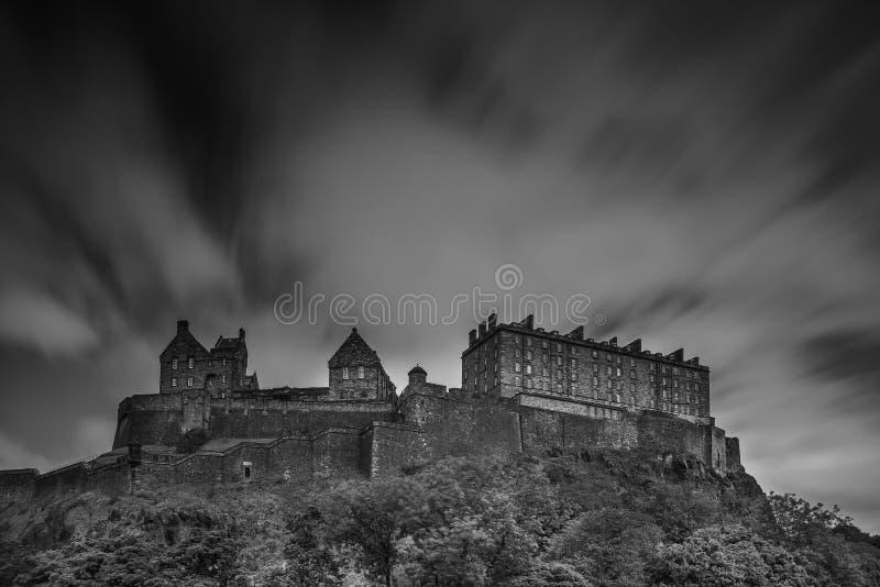 Edinburgh Castle royalty free stock images