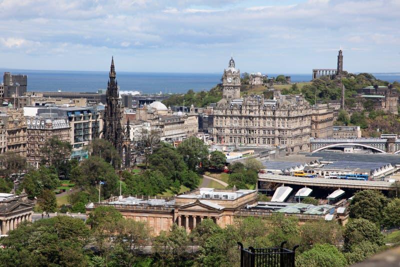 Edinburgh, Schottland stockfotos