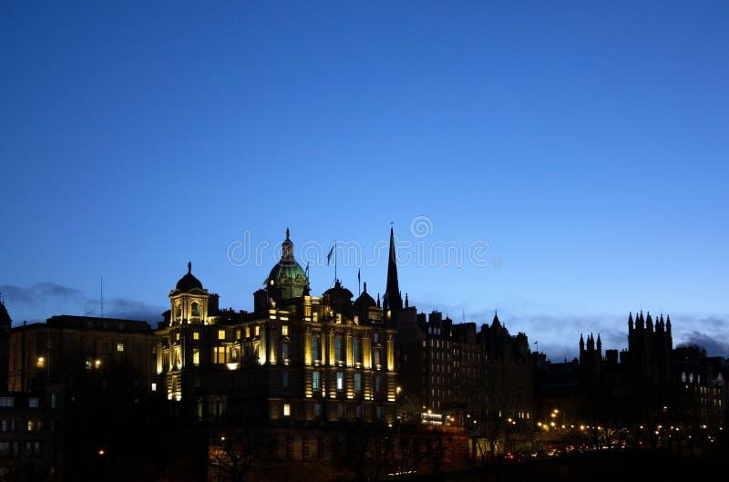Edinburgh, Scottland lizenzfreies stockfoto
