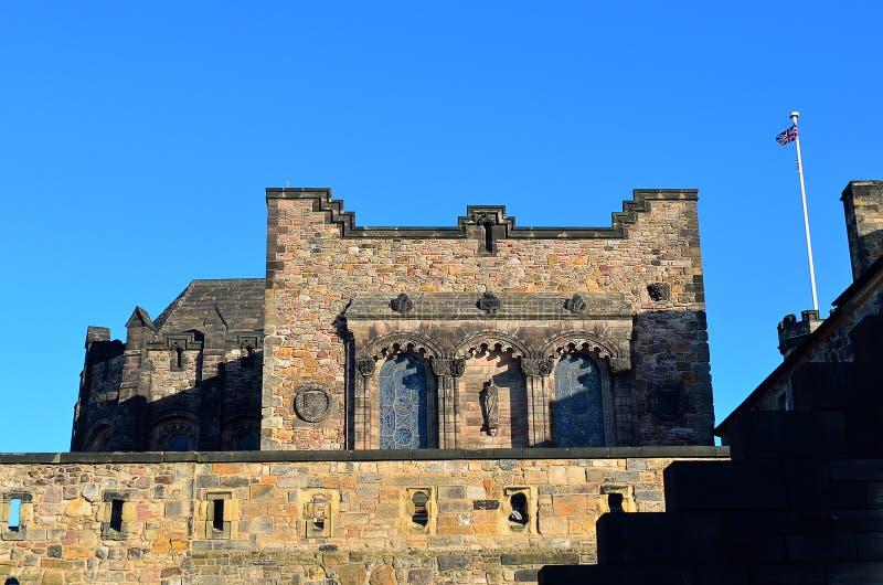 Edinburgh Skottland, UK royaltyfri bild