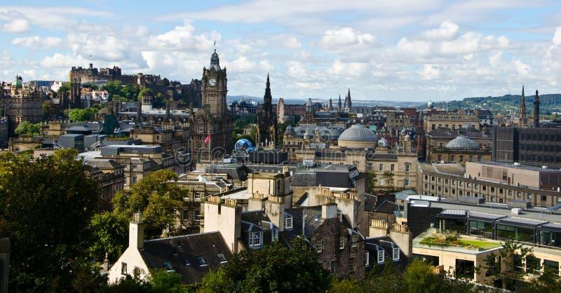 Edinburgh stock images