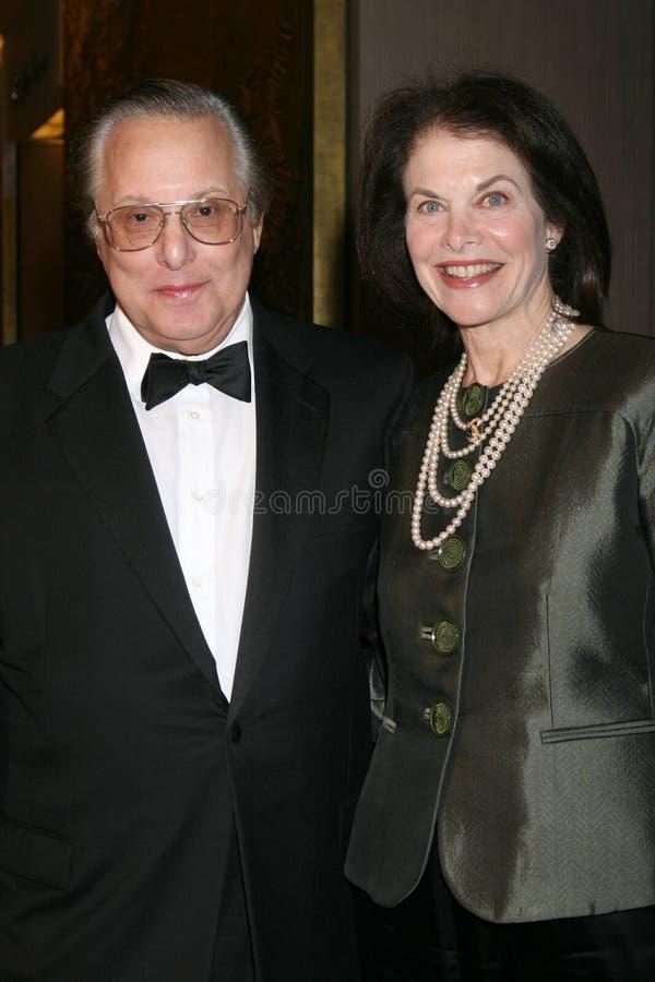 Editori, sherry Lansing, William Friedkin fotografie stock libere da diritti