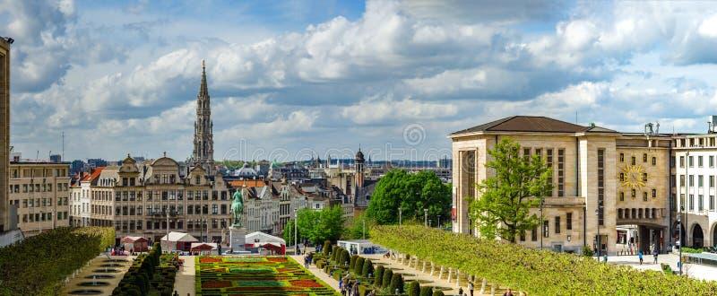 Editorial: 16 de abril de 2017: Bruselas, Bélgica P de alta resolución imagen de archivo libre de regalías