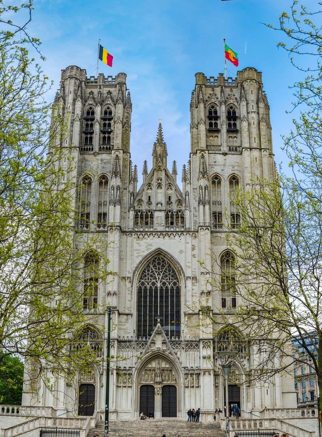 Editorial: 16 de abril de 2017: Bruselas, Bélgica P de alta resolución imágenes de archivo libres de regalías