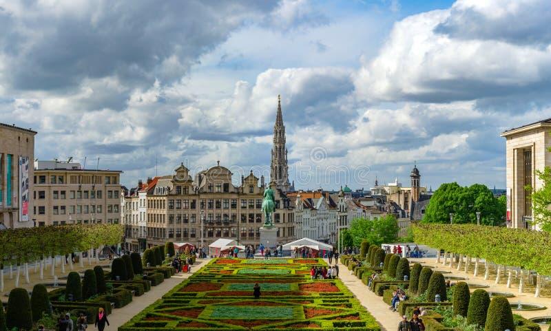 Editorial: 16 de abril de 2017: Bruselas, Bélgica P de alta resolución fotos de archivo