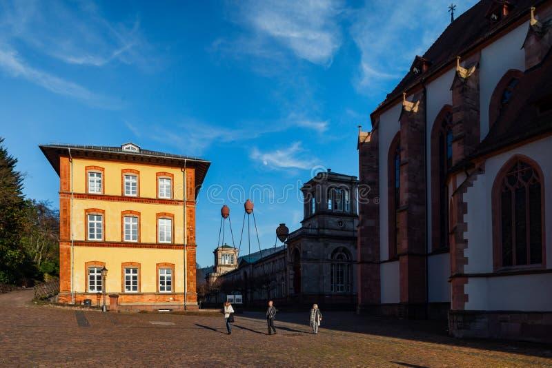 Editorial: 16 de febrero de 2019: Baden-Baden, Alemania foto de archivo
