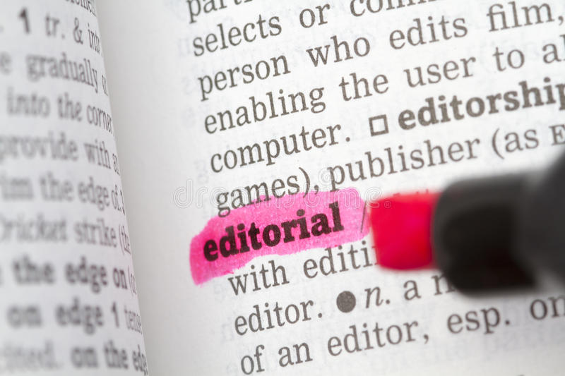 Download Editorial  Dictionary Definition Stock Image - Image: 33964991