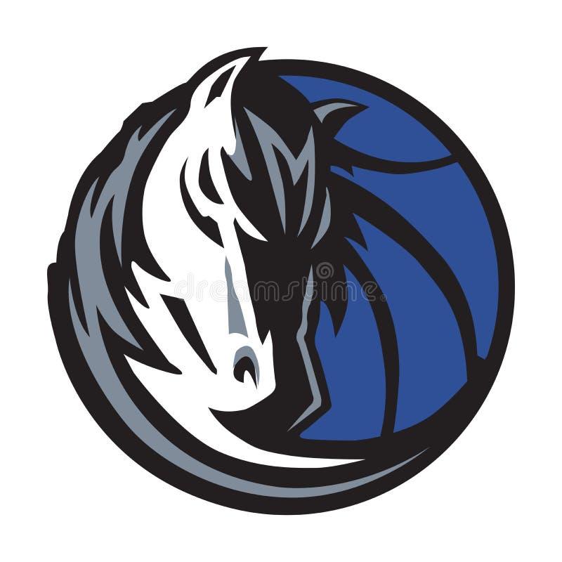 Editorial - NBA de Minnesota Timberwolves stock de ilustración