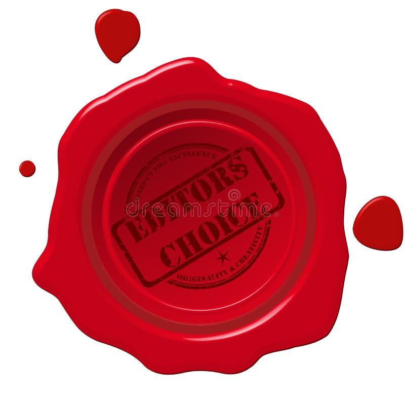 Editors choice seal