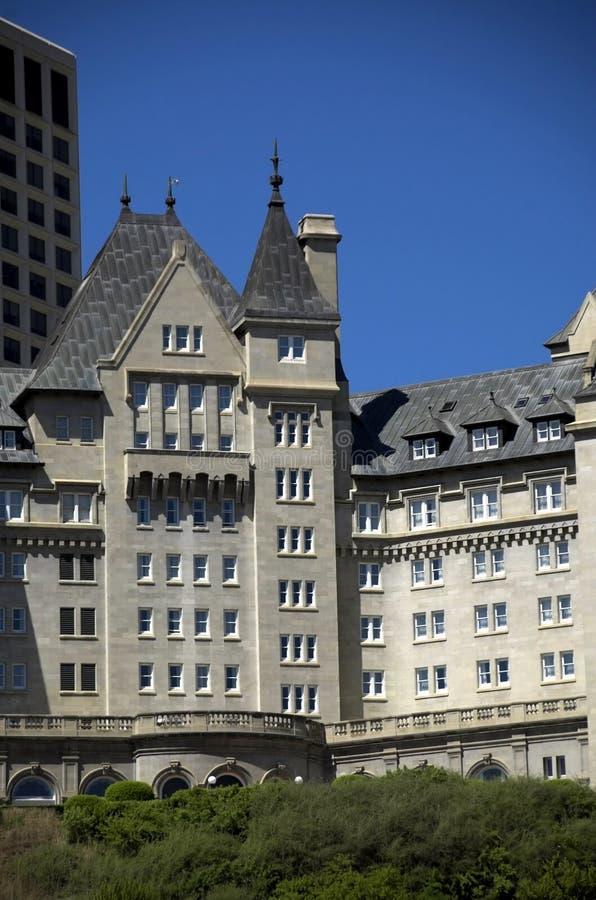 Edmonton-Hotel lizenzfreie stockbilder