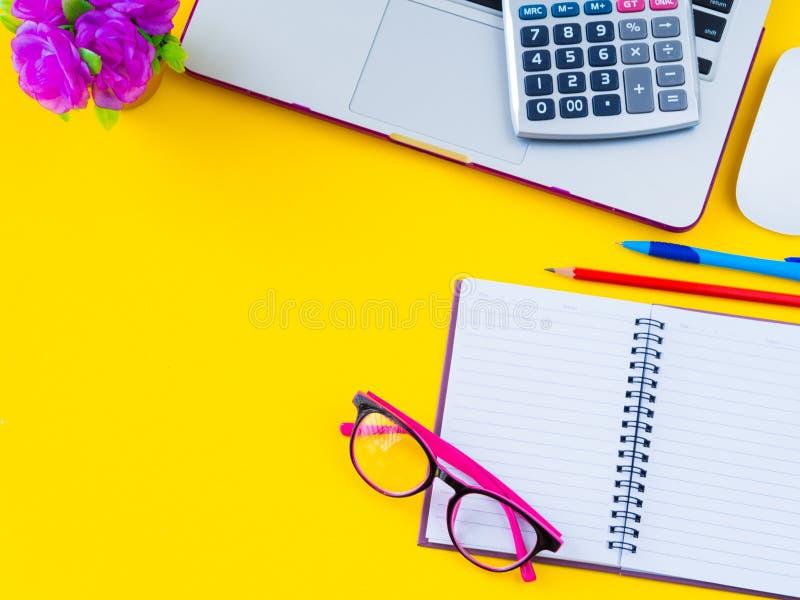 Educação e conceito do negócio fotografia de stock