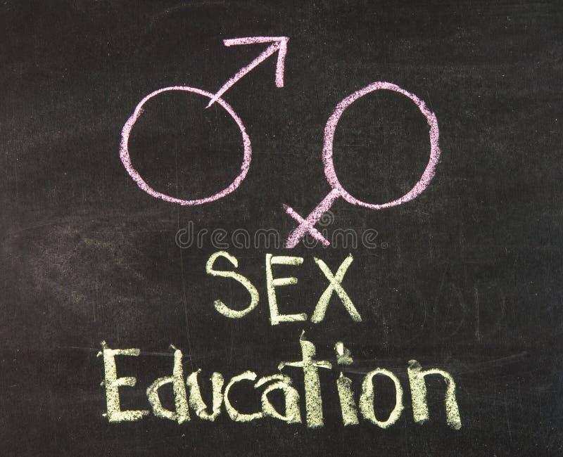 Educação sexual imagens de stock royalty free